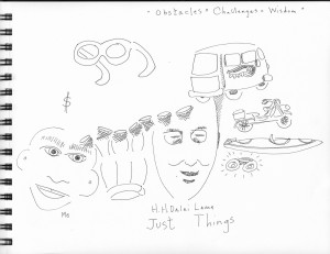 Drawing Insights-Obstacles